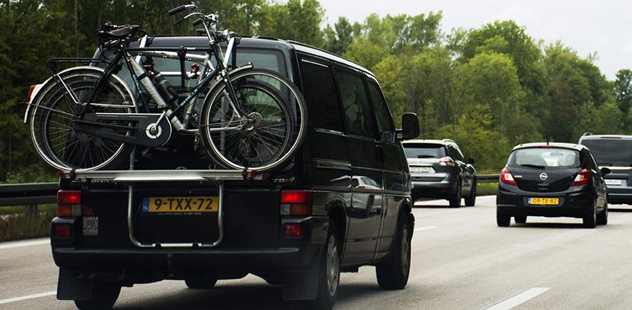 Att investera i en cykelhållare